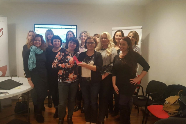 Međunarodna mreža poslovnih žena - druženje