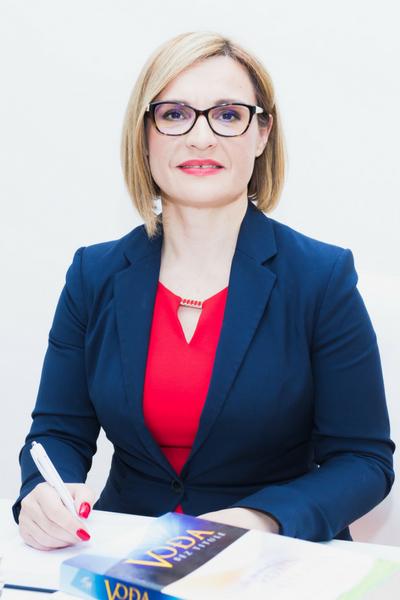 Međunarodna mreža poslovnih žena - Ivana Radić - predsjednica udruge
