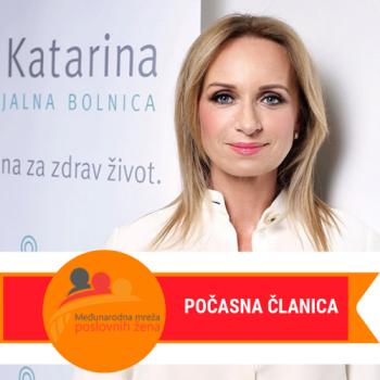 Jadranka Primorac - počasna članica udruge MMPŽ.jpg