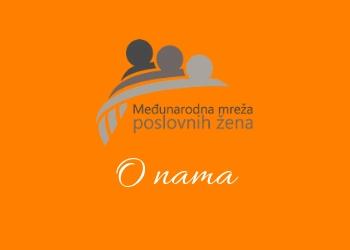 O nama - Međunarodna mreža poslovnih žena