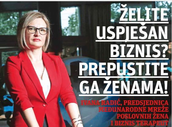 Ivana Radić - Slobodna Dalmacija