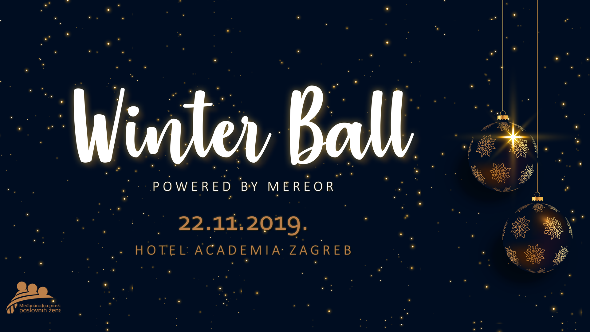 Mreža žena - Winter Ball 2019