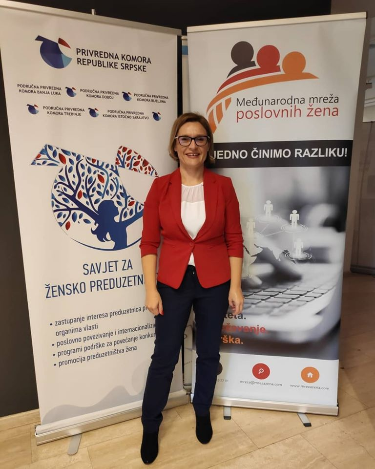 Međunarodna mreža poslovnih žena - Sajam Banja Luka
