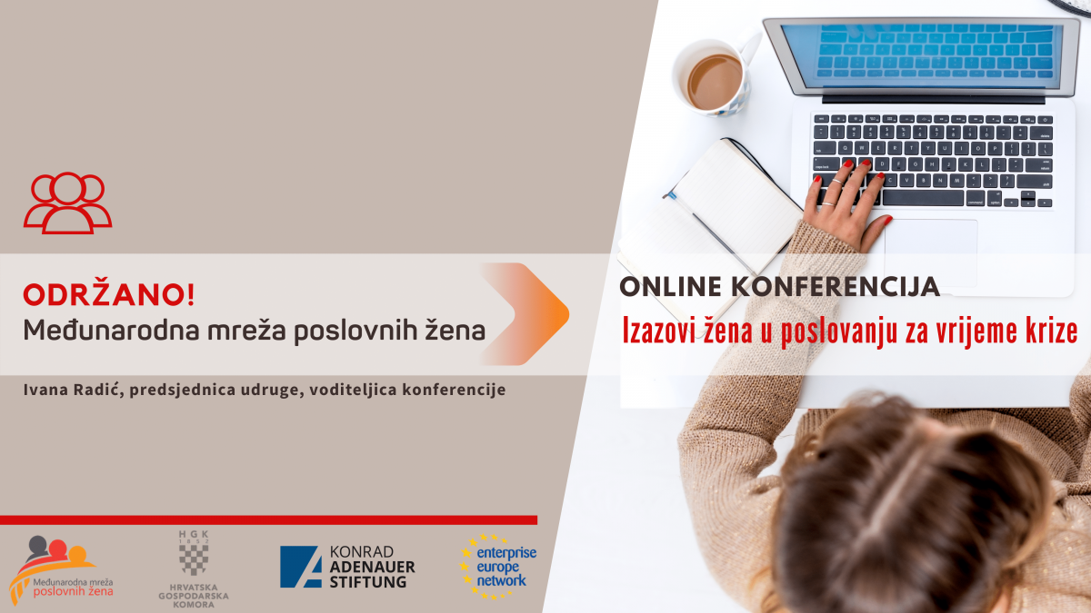 Održana online konferencija Međunarodne mreže poslovnih žena