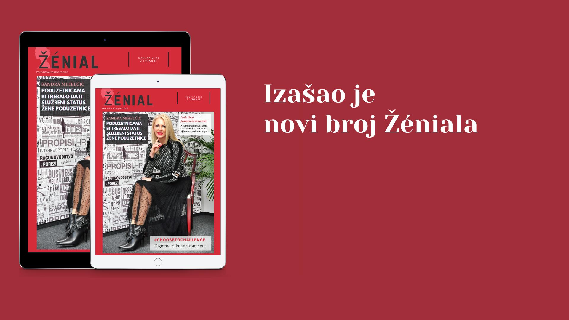 Novi broj Ženiala mrezazena.com