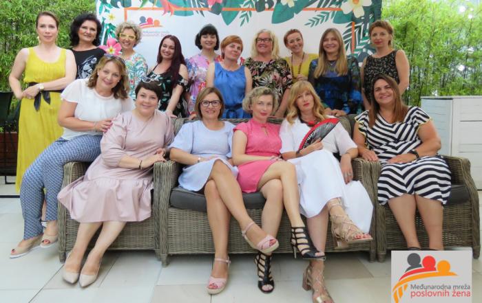 Summer party Međunarodna mreža poslovnih zena mrezazena.com